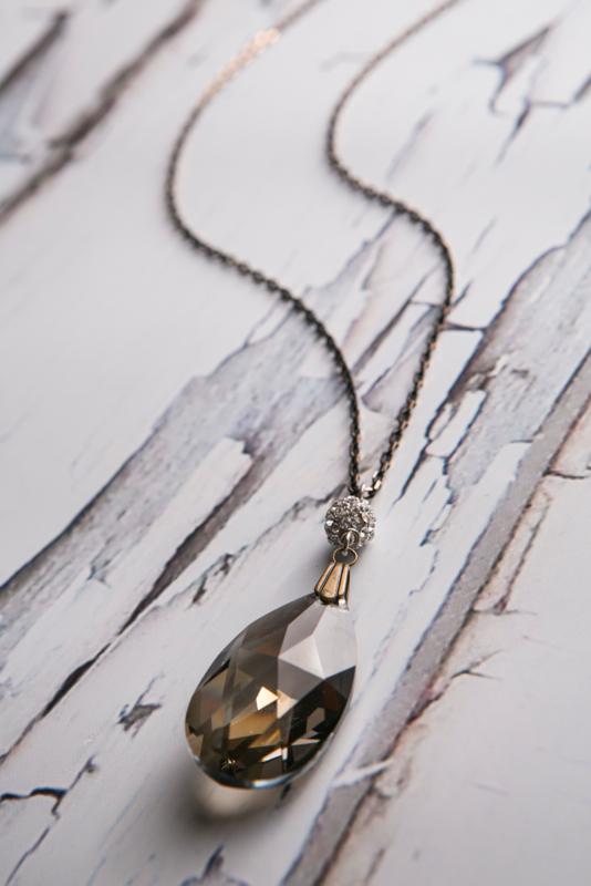 strass golden teak necklace n-1933.jpg
