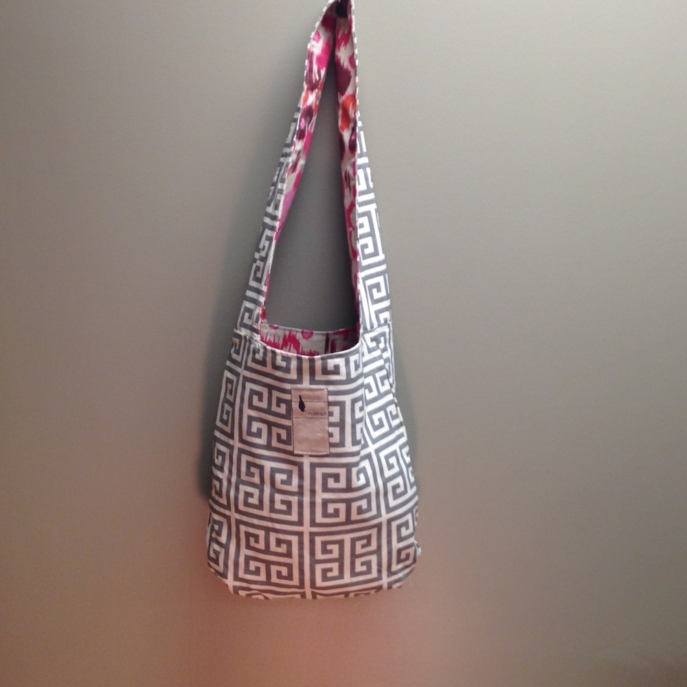"PASSION FRUIT ""ORIGINAL"" TOTE BAG $48"