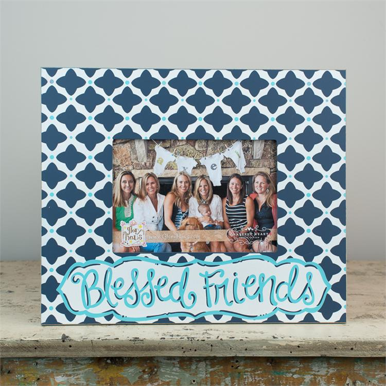 BLESSED FRIENDS' FRAME  $32