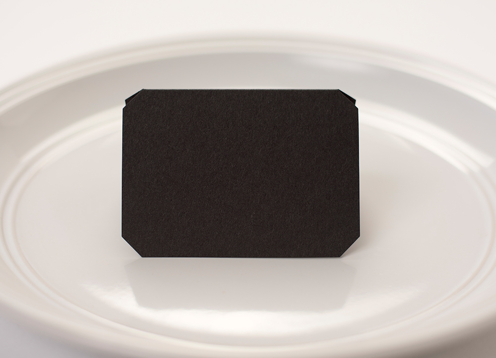 CHALKBOARD PLACE CARDS  $6
