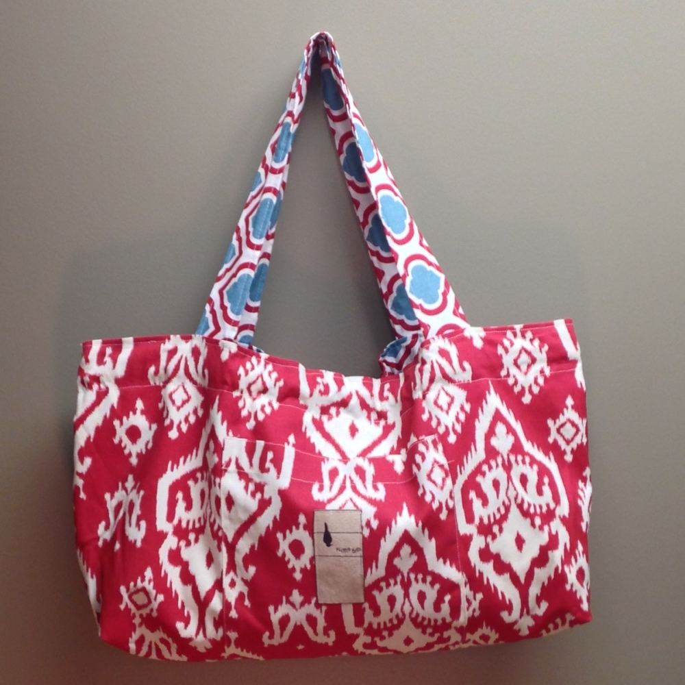 BETTY CRUISER TOTE BAG $79