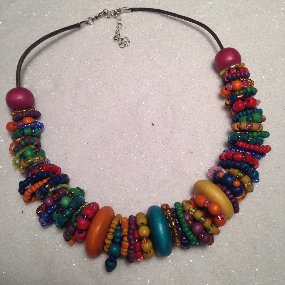 SAROS NECKLACE $40