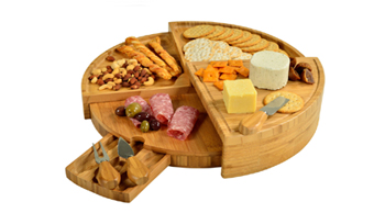 VIENNA CHEESE BOARD SET $70