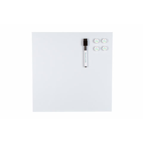 WHITE MAGNETIC DRY ERASE WALLBOARD $13