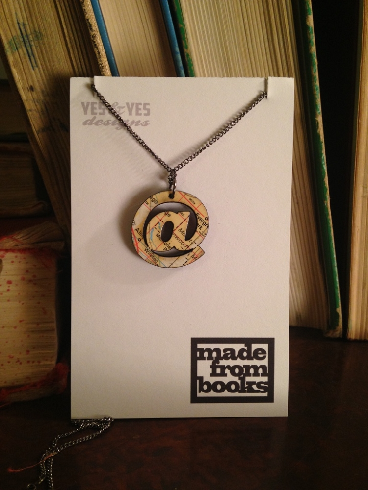 MAP @ NECKLACE $22