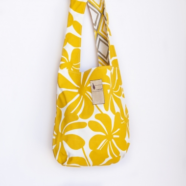 "HOPSCOTCH ""ORIGINAL"" TOTE BAG $48"
