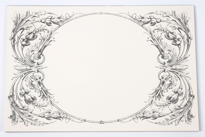 ITALIAN SCROLL PLACEMATS $27