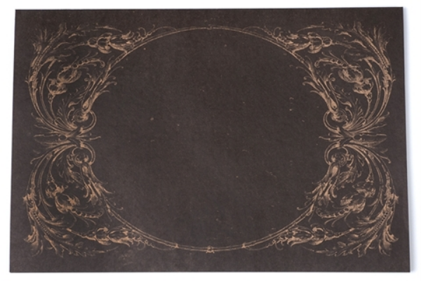 ARCHIVAL SCROLL PLACEMATS $27