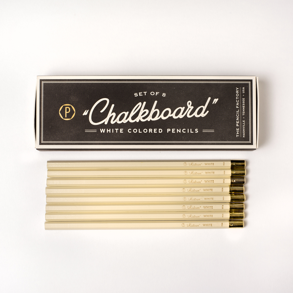 CHALKBOARD PENCILS $13