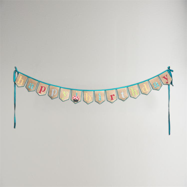 HAPPY BIRTHDAY BANNER $30