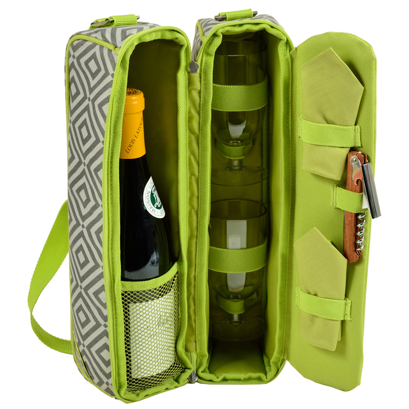 SUNSET WINE CARRIER FOR 2 $45
