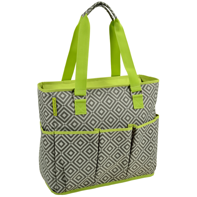 MULTI POCKET COOLER TOTE $40