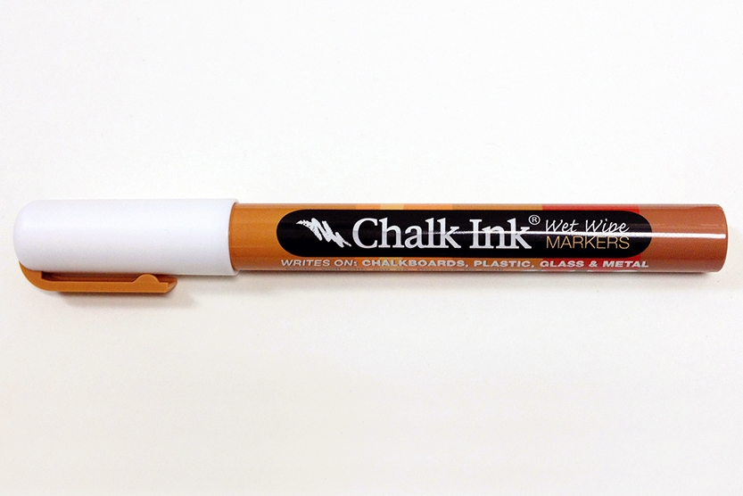 CHALK WHITE PEN $8