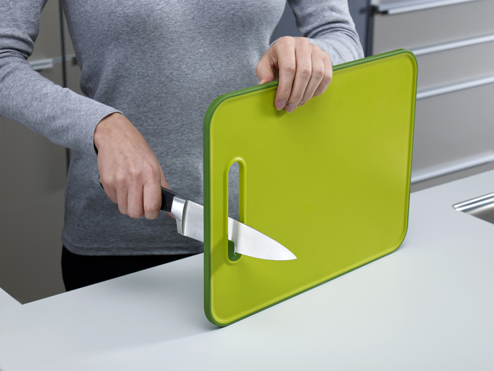 SLICE & SHARPEN CUTTING BOARD - LARGE $22