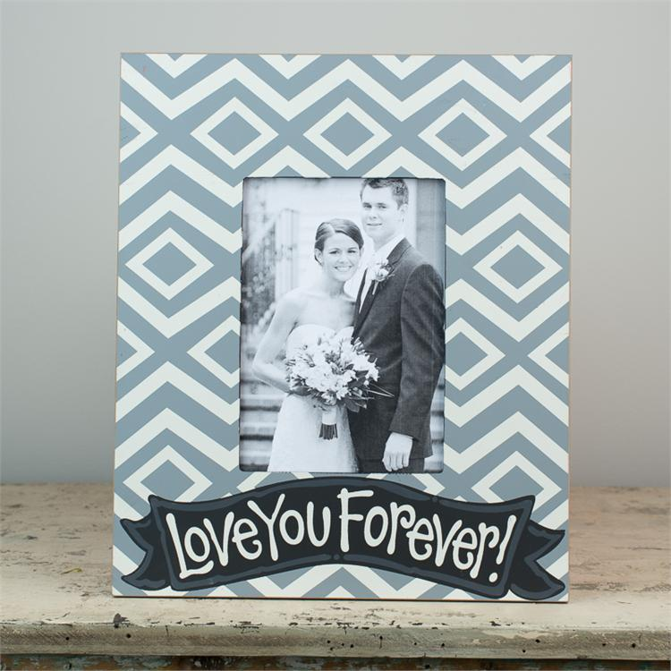 LOVE YOU FOREVER' FRAME $32