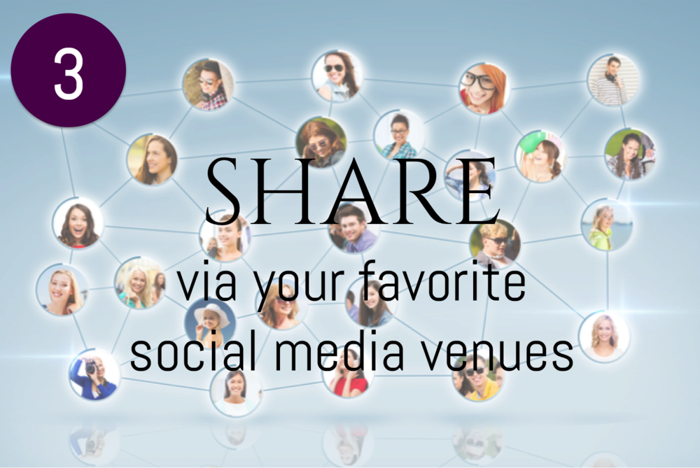 Share the theme page with friends via your favorite social network or networks.