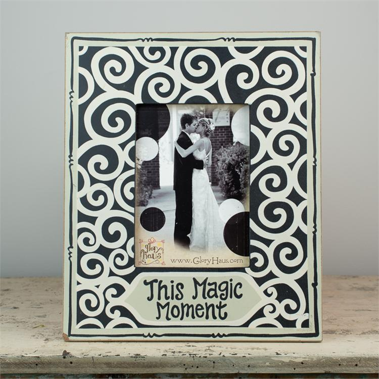 THIS MAGIC MOMENT' FRAME  $32