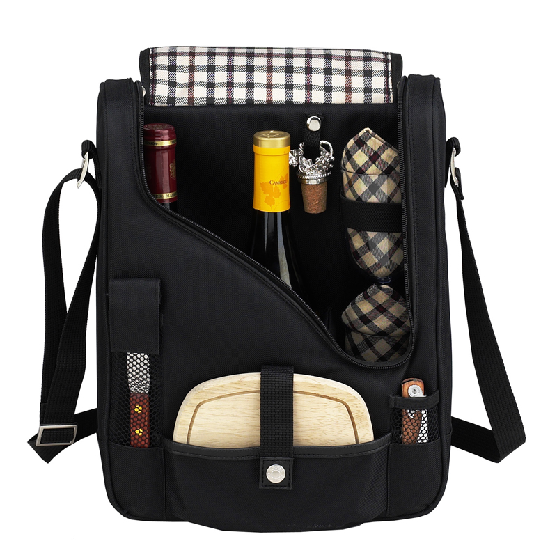 WINE & CHEESE COOLER FOR 2  $60