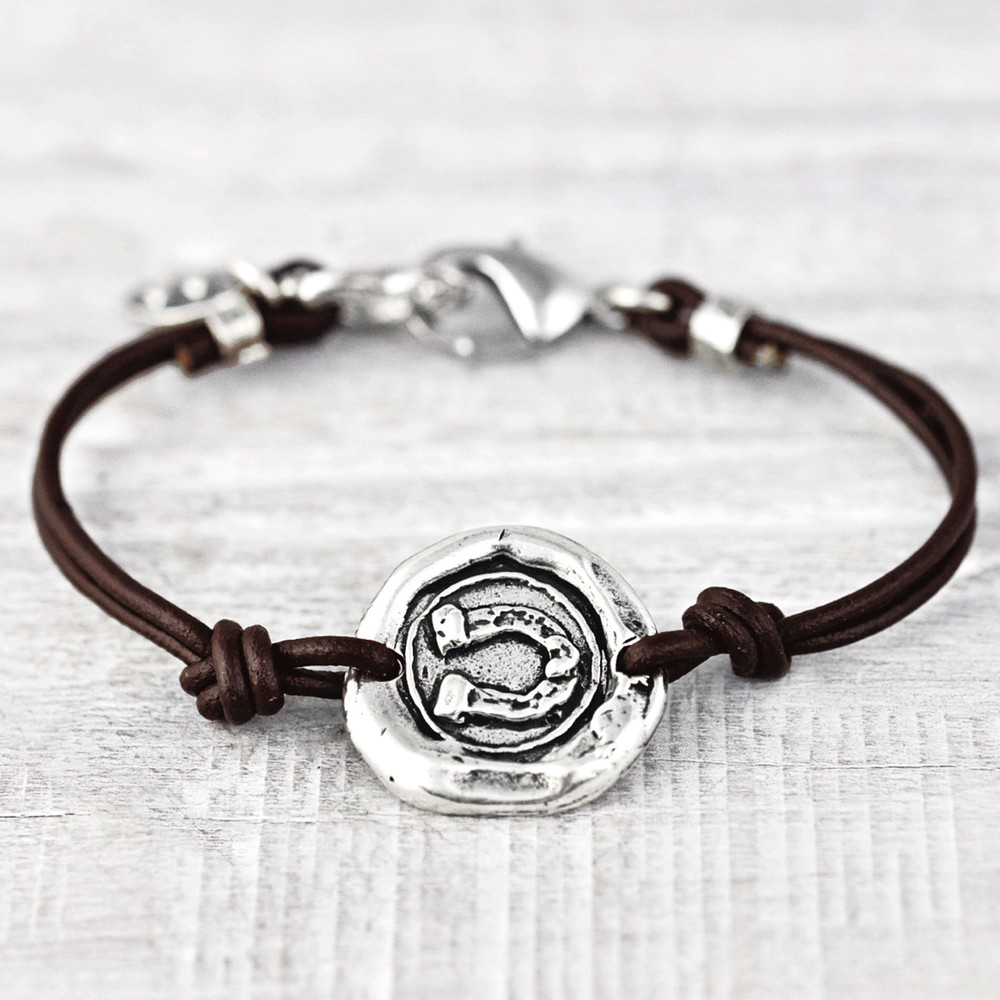 'BLAZE YOUR TRAIL' BRACELET  $66