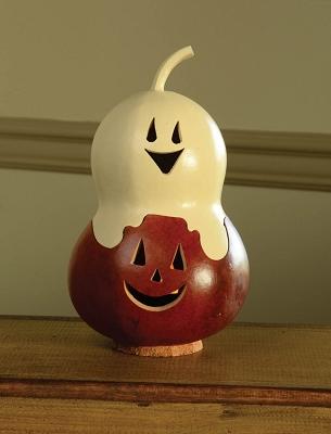 Casper Jack Mini Gourd     $2  0