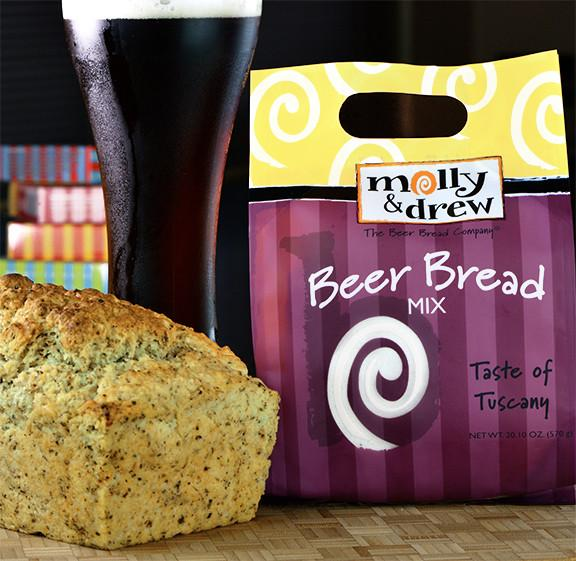 TASTE OF TUSCANY BEER BREAD MIX  $10