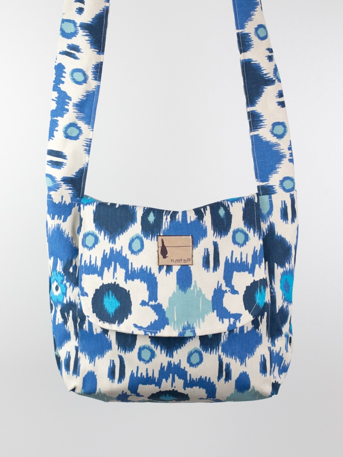 BLUE LAGOON MESSENGER BAG  $56