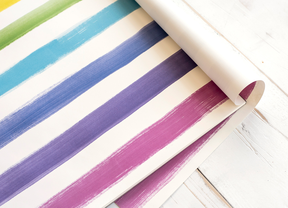 PAINTED STRIPE PLACEMATS  $29