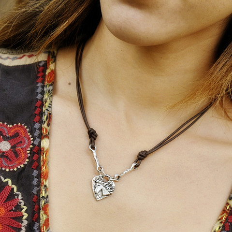 FREE SPIRIT' NECKLACE  $64
