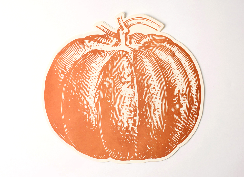 PUMPKIN PLACEMATS  $24