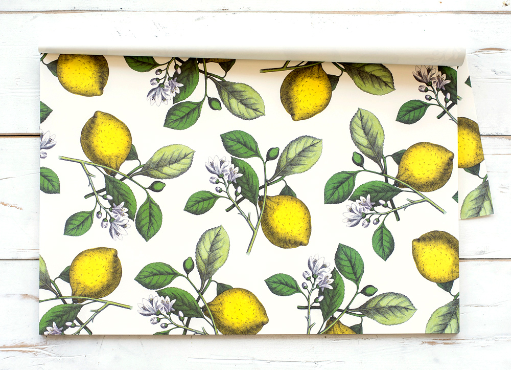 Lemon Placemat $29