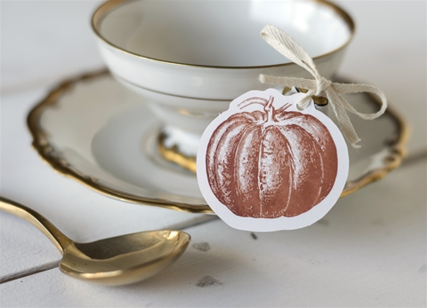Pumpkin Charms $8