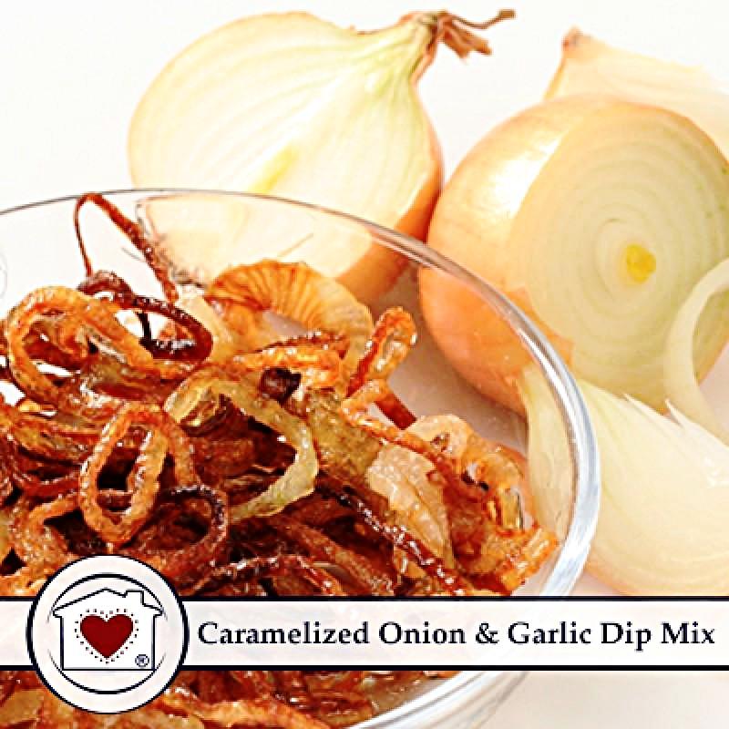 Caramelized Onion & Garlic Dip Mix $6