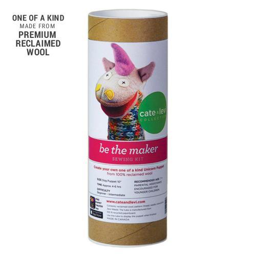 Unicorn Puppet Making Kit $20