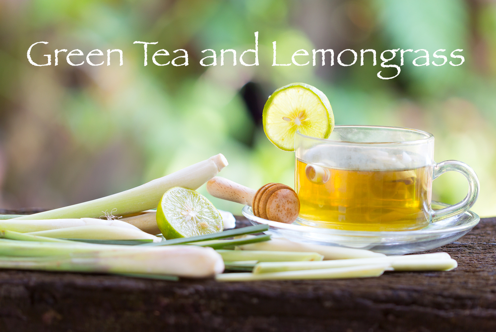 Green Tea & Lemongrass Candle $30