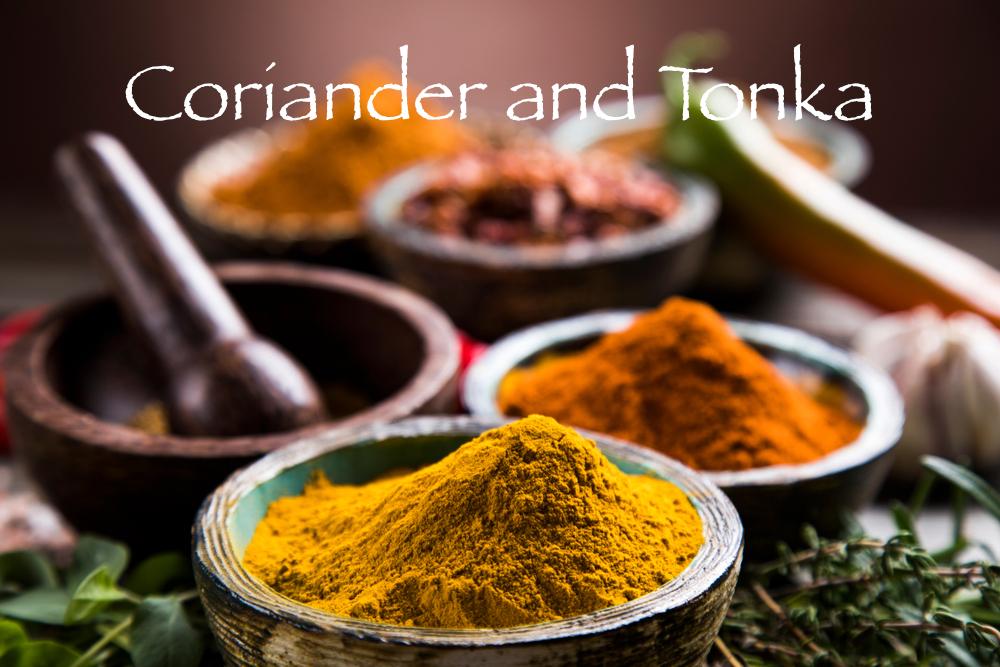 Coriander & Tonka Candle $30
