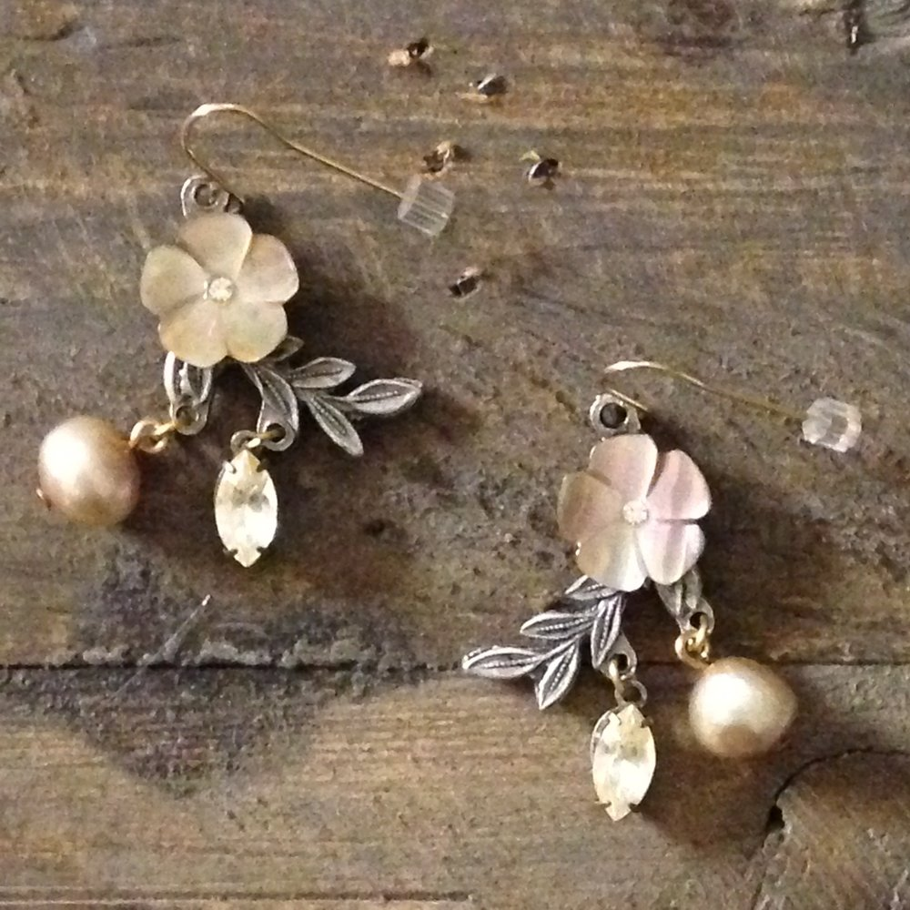 Botanical Dreams Earrings $75