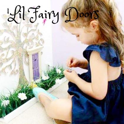 'Lil Fairy Door