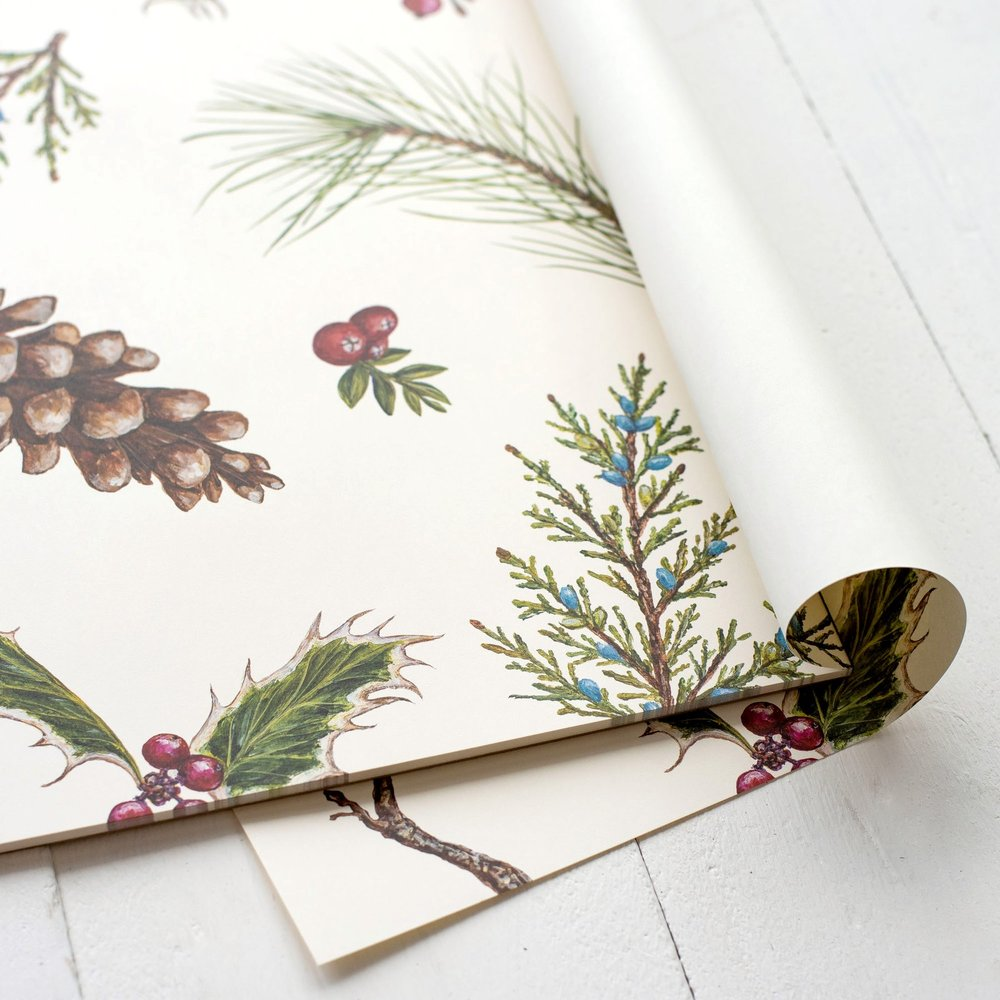 Winter Collage Placemats $29