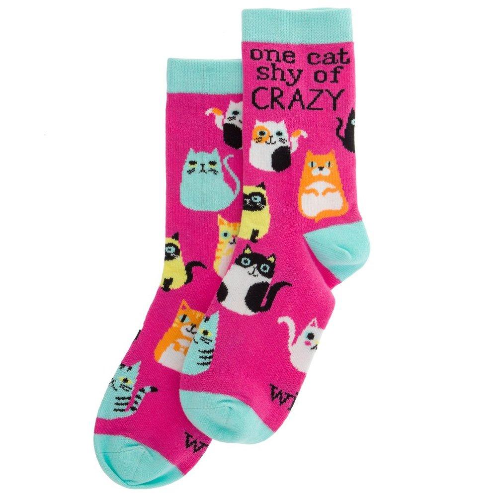 Cat Socks $8