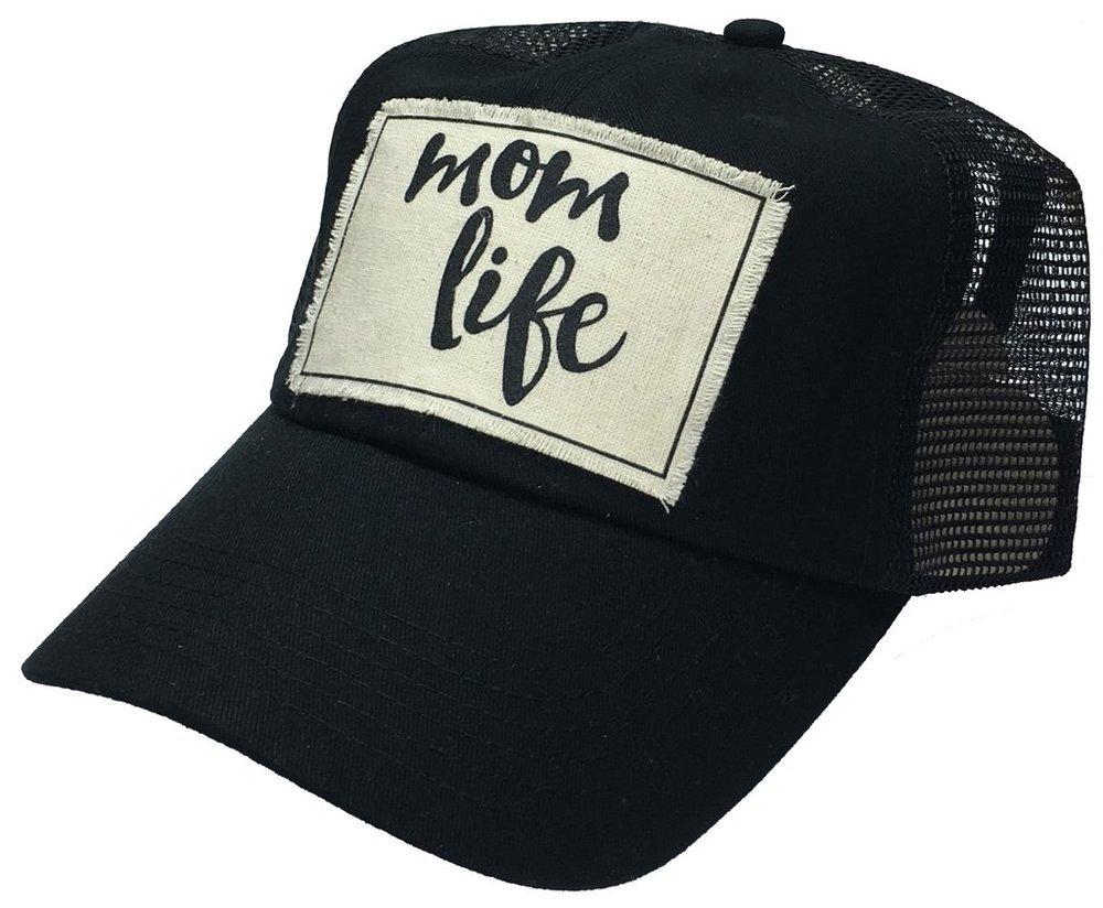Mom Life Cap $25