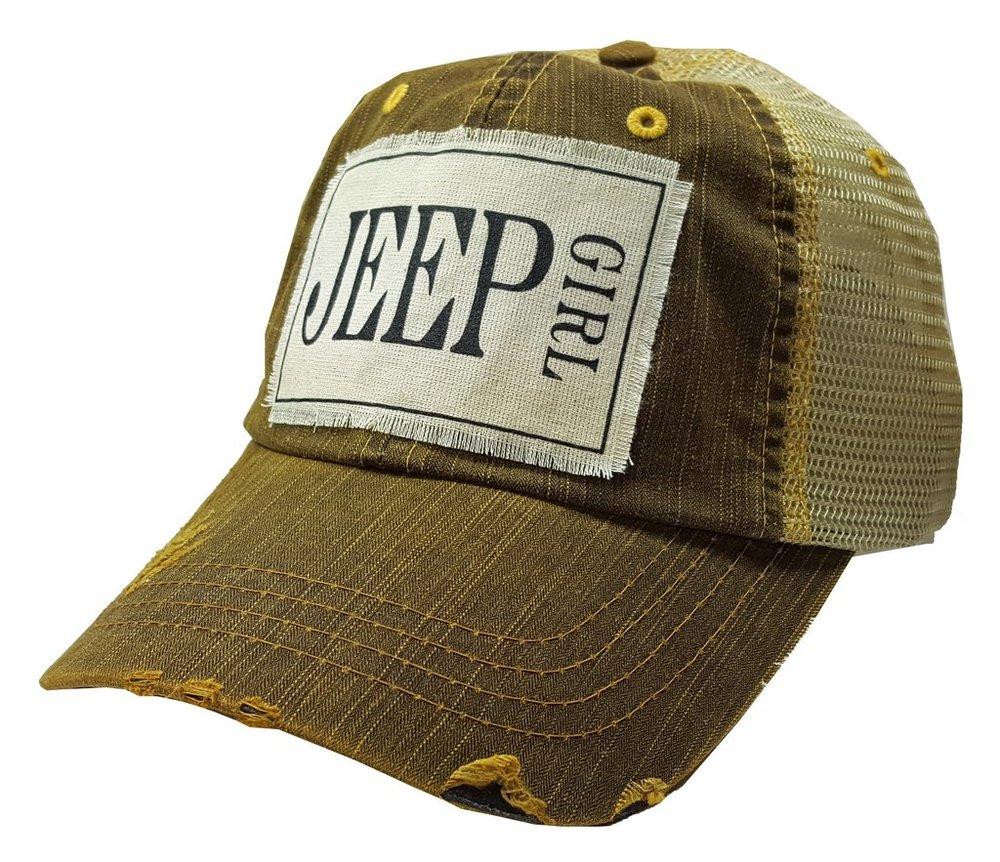 Jeep Girl Cap $25