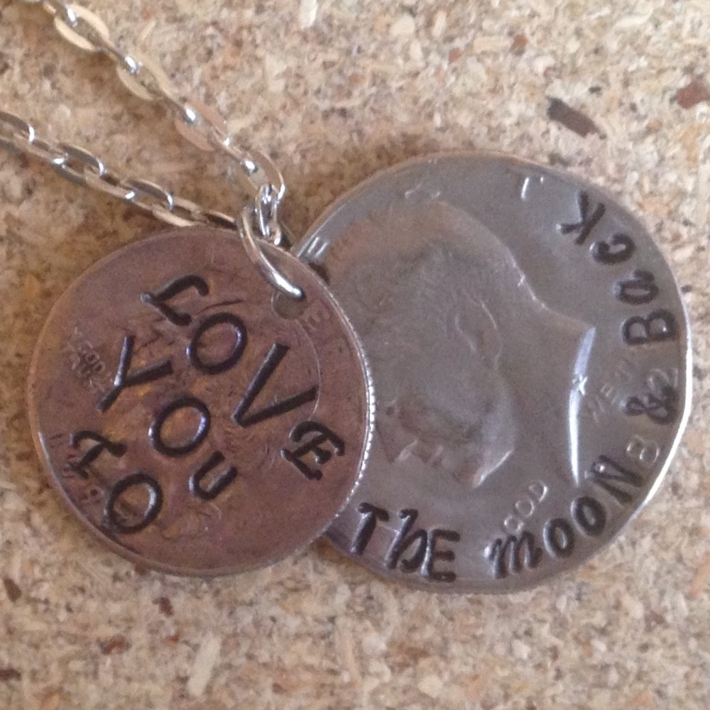 Love You To The Moon & Back $20