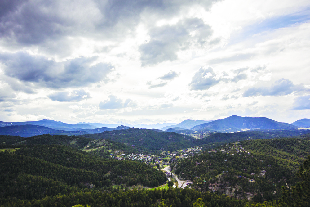 The Panorama Point trail offers great views of the Continental Divide Photo: Alicyn Lane