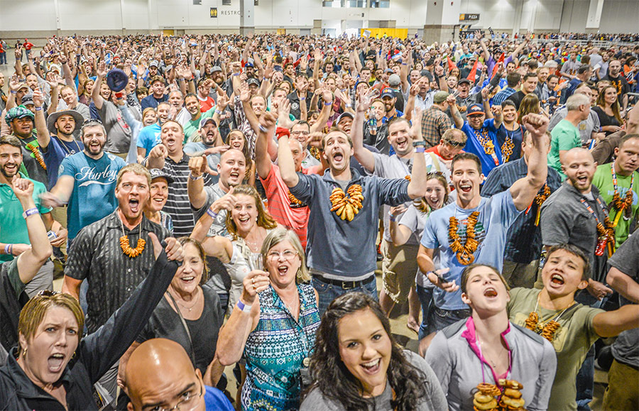 Photo © The Great American Beer Festival