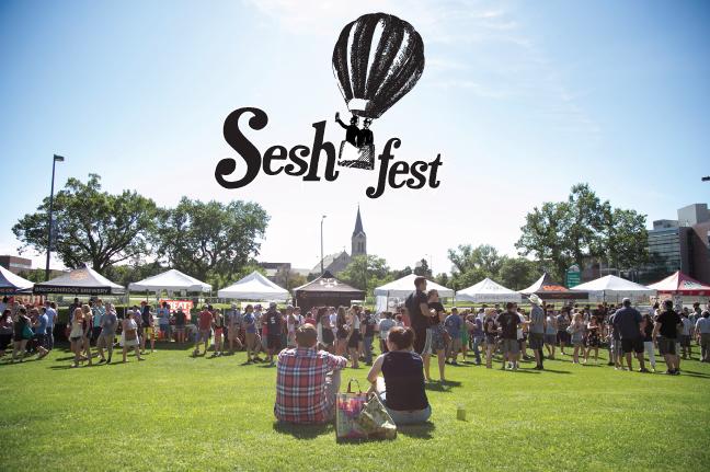 ©Sesh Fest - Two Parts
