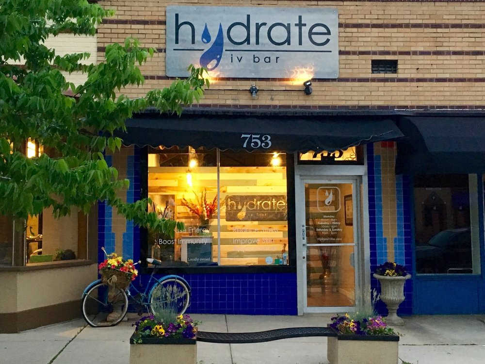 © Hydrate IV Bar