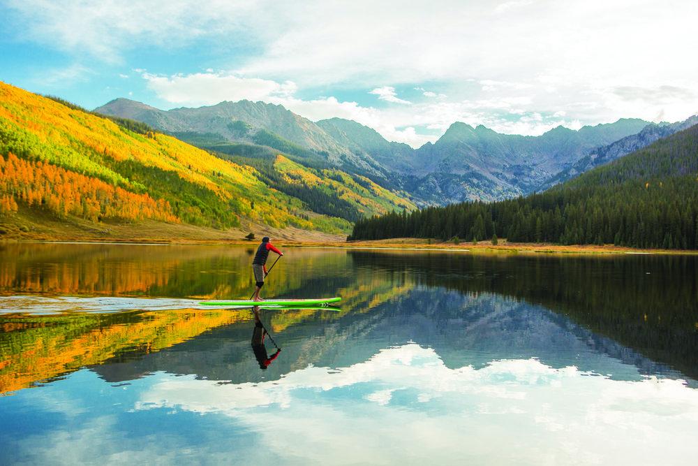 Photos: Zach Mahone, Piney Lake