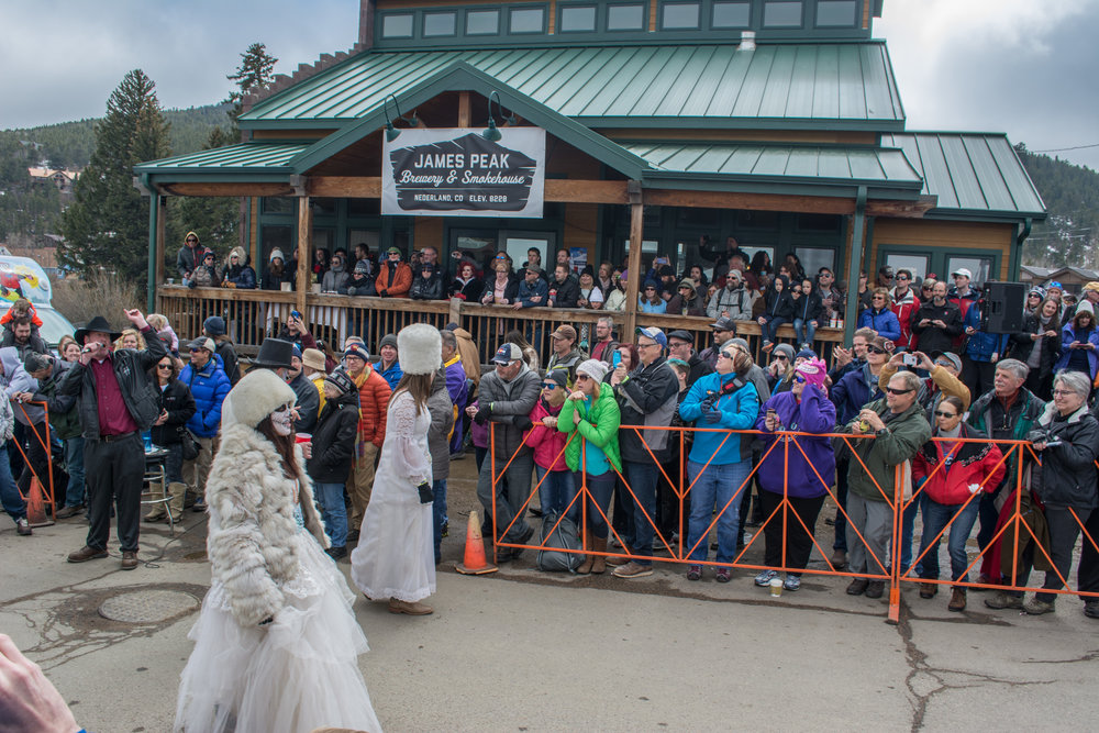 """The Frozen Dead Guy Festival may be one of the more """"unique"""" festivals that Ned has to offer."""
