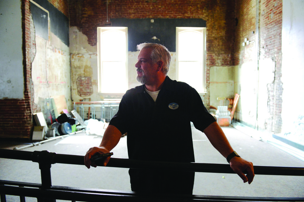 Corey Marshall is the guru behind Tivoli's revival. Photo - Tivoli Brewing Co