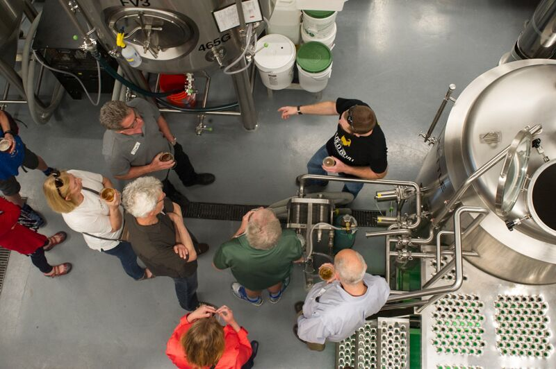 Gilded Goat brewer opens in-house lab to teach, help other beermakers